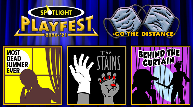 Spotlight Youth Theatre Playfest 2020-2021