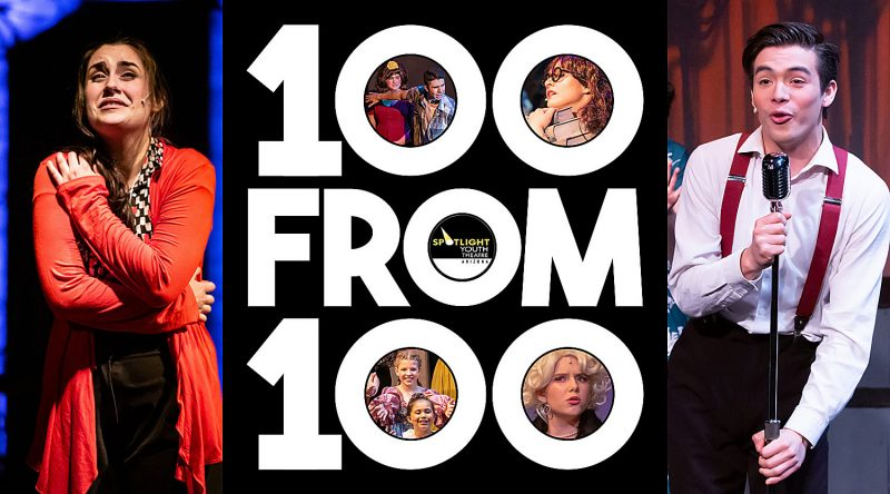 Spotlight Youth Theatre 100 from 100 Campaign