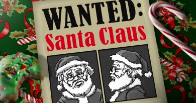 Wanted: Santa Claus, produced by Spotlight Youth Theatre