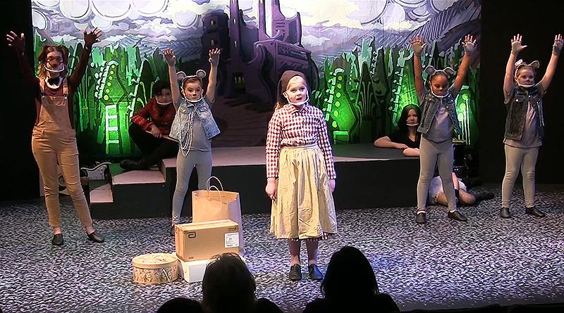 Spotlight Youth Theatre presents Cinderella: A Rock & Roll Fairytale