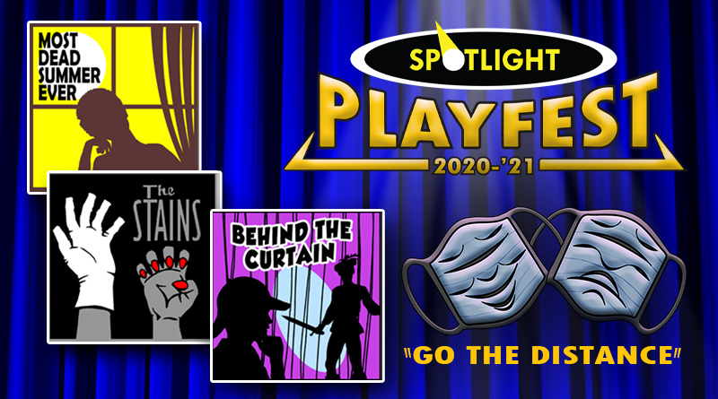 Spotlight Youth Theatre presents Playfest 2020-'21: Go the Distance