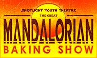 Mandalorian Baking Show at Spotlight Youth Theatre