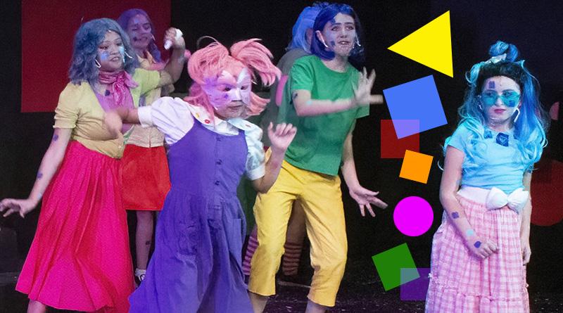 Polkadots produced by Spotlight Youth Theatre