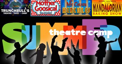 2021 Summer Theatre Camps at Spotlight Youth Theatre