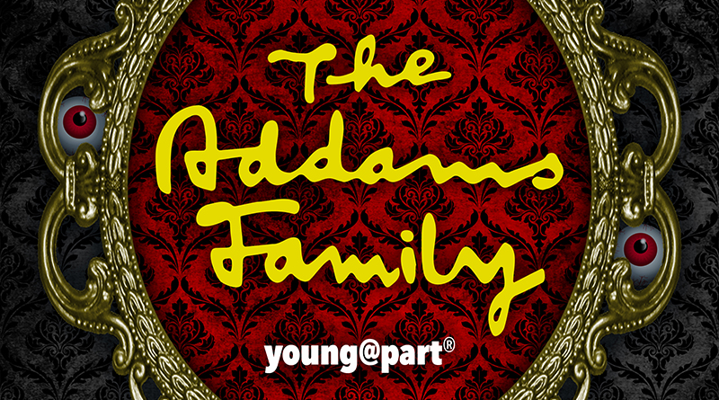 The Addams Family young@part® produced by Spotlight Youth Theatre
