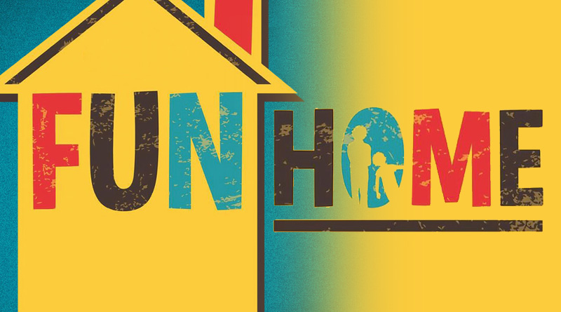 Fun Home, produced by Spotlight Youth Theatre