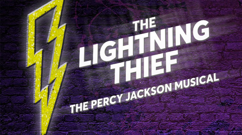 The LIghting Thief: The Percy Jackson Musical produced by Spotlight Youth Theatre