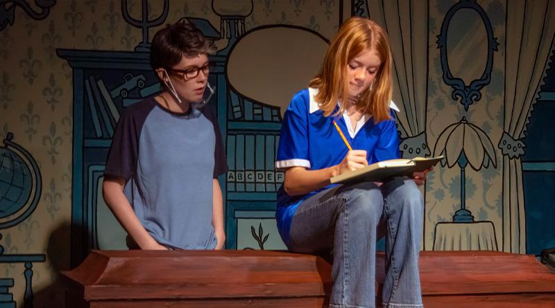 Spotlight Youth Theatre presents Fun Home