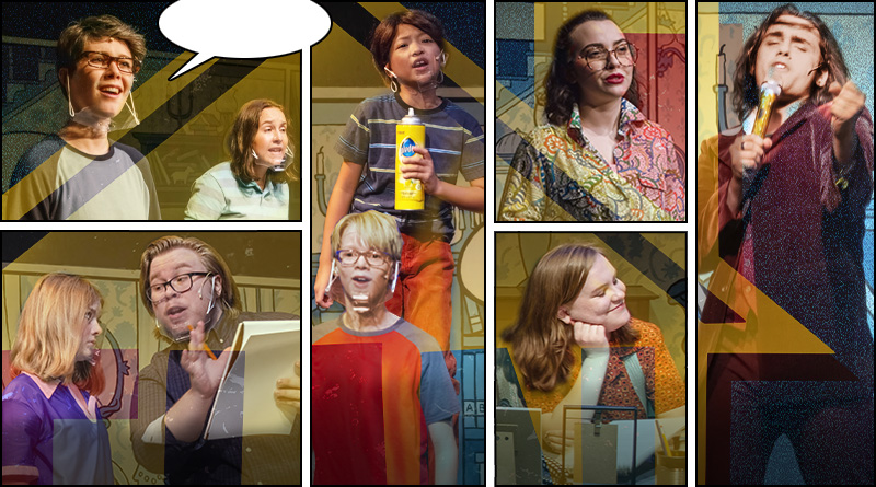Get tickets for FUN HOME this weekend!