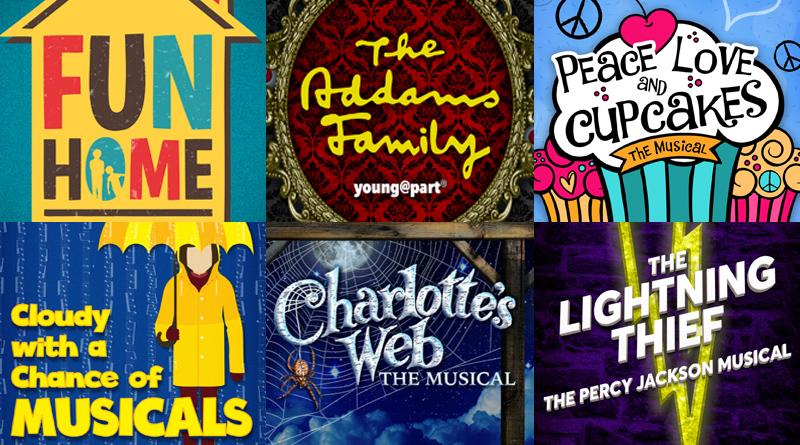 Spotlight Youth Theatre 2021-2022 Season
