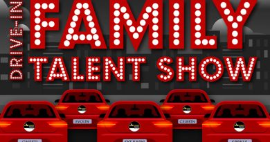 Spotlight Youth Theatre Drive-in Family Talent Show