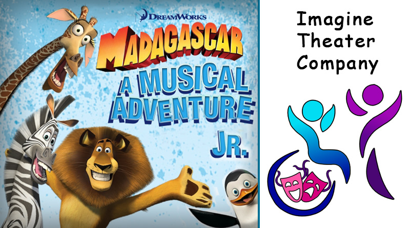 Madagascar Jr. presented by Imagine Theater Company